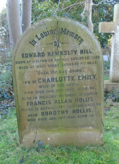 Hawksley Hill family grave.jpeg